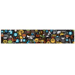 Many Funny Animals Flano Scarf (large) by BangZart