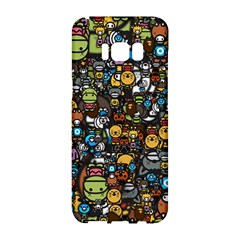 Many Funny Animals Samsung Galaxy S8 Hardshell Case