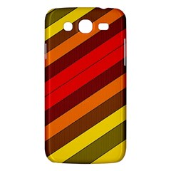 Abstract Bright Stripes Samsung Galaxy Mega 5 8 I9152 Hardshell Case  by BangZart