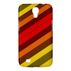 Abstract Bright Stripes Samsung Galaxy Mega 6 3  I9200 Hardshell Case by BangZart