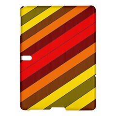 Abstract Bright Stripes Samsung Galaxy Tab S (10 5 ) Hardshell Case  by BangZart