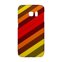 Abstract Bright Stripes Galaxy S6 Edge by BangZart