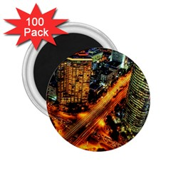 Hdri City 2 25  Magnets (100 Pack)