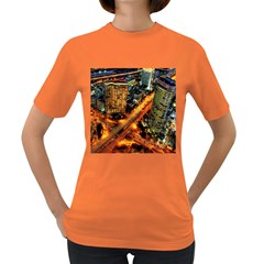 Hdri City Women s Dark T Shirt