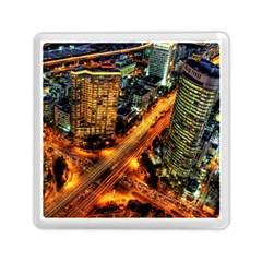 Hdri City Memory Card Reader (square)  by BangZart
