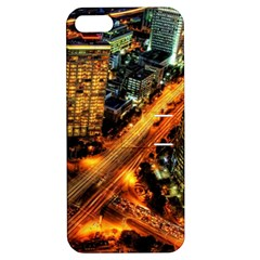 Hdri City Apple Iphone 5 Hardshell Case With Stand