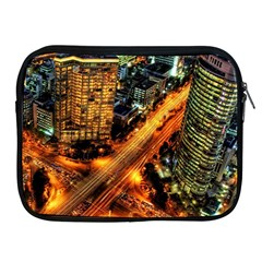 Hdri City Apple Ipad 2/3/4 Zipper Cases by BangZart