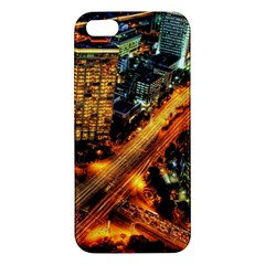 Hdri City Iphone 5s/ Se Premium Hardshell Case