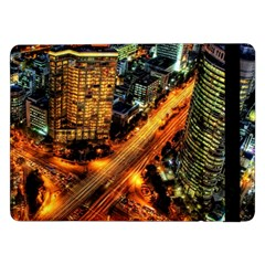 Hdri City Samsung Galaxy Tab Pro 12 2  Flip Case