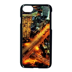 Hdri City Apple Iphone 7 Seamless Case (black) by BangZart