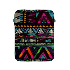 Cute Hipster Elephant Backgrounds Apple Ipad 2/3/4 Protective Soft Cases