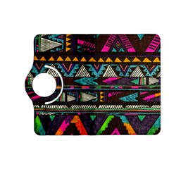 Cute Hipster Elephant Backgrounds Kindle Fire Hd (2013) Flip 360 Case by BangZart
