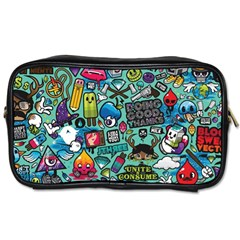 Comics Toiletries Bags by BangZart