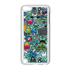 Comics Apple Ipod Touch 5 Case (white) by BangZart