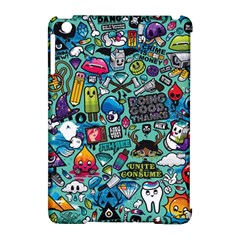 Comics Apple Ipad Mini Hardshell Case (compatible With Smart Cover) by BangZart