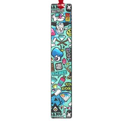 Comics Large Book Marks by BangZart