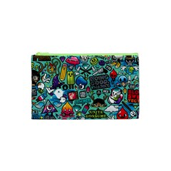 Comics Cosmetic Bag (xs) by BangZart