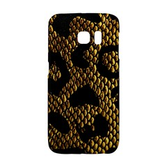 Metallic Snake Skin Pattern Galaxy S6 Edge by BangZart