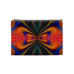 Casanova Abstract Art Colors Cool Druffix Flower Freaky Trippy Cosmetic Bag (medium)