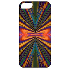 Casanova Abstract Art Colors Cool Druffix Flower Freaky Trippy Apple Iphone 5 Classic Hardshell Case