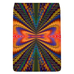 Casanova Abstract Art Colors Cool Druffix Flower Freaky Trippy Flap Covers (s)  by BangZart