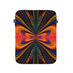 Casanova Abstract Art Colors Cool Druffix Flower Freaky Trippy Apple Ipad 2/3/4 Protective Soft Cases by BangZart