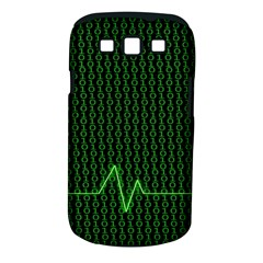 01 Numbers Samsung Galaxy S Iii Classic Hardshell Case (pc+silicone) by BangZart