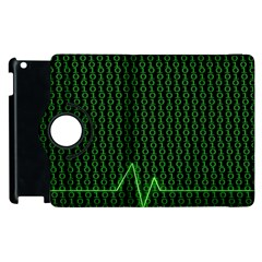 01 Numbers Apple Ipad 3/4 Flip 360 Case