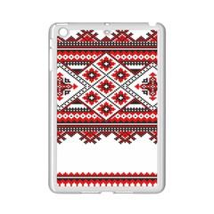 Consecutive Knitting Patterns Vector Ipad Mini 2 Enamel Coated Cases