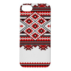 Consecutive Knitting Patterns Vector Apple Iphone 5s/ Se Hardshell Case