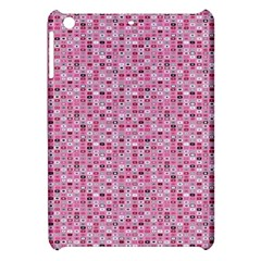 Abstract Pink Squares Apple Ipad Mini Hardshell Case by BangZart