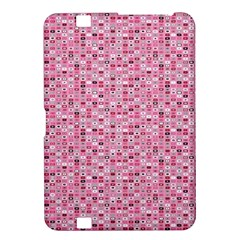 Abstract Pink Squares Kindle Fire Hd 8 9  by BangZart