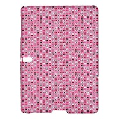 Abstract Pink Squares Samsung Galaxy Tab S (10 5 ) Hardshell Case  by BangZart