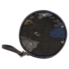 World Map Classic 20 Cd Wallets by BangZart