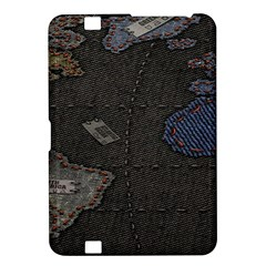 World Map Kindle Fire Hd 8 9  by BangZart