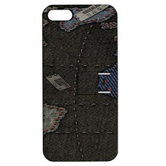 World Map Apple Iphone 5 Hardshell Case With Stand by BangZart