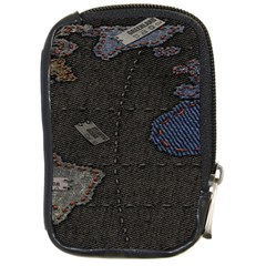World Map Compact Camera Cases by BangZart