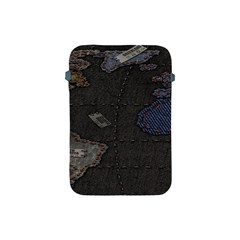 World Map Apple Ipad Mini Protective Soft Cases by BangZart