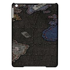 World Map Ipad Air Hardshell Cases