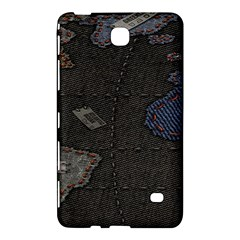 World Map Samsung Galaxy Tab 4 (7 ) Hardshell Case  by BangZart