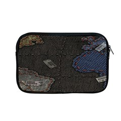 World Map Apple Macbook Pro 13  Zipper Case by BangZart