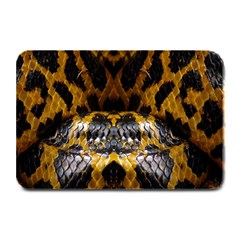 Textures Snake Skin Patterns Plate Mats by BangZart