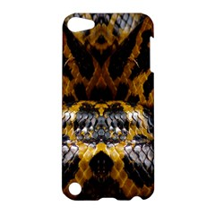 Textures Snake Skin Patterns Apple Ipod Touch 5 Hardshell Case
