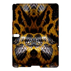 Textures Snake Skin Patterns Samsung Galaxy Tab S (10 5 ) Hardshell Case  by BangZart