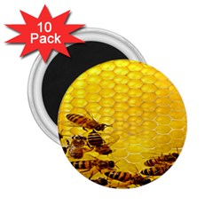 Sweden Honey 2 25  Magnets (10 Pack)