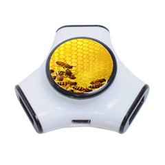 Sweden Honey 3 Port Usb Hub