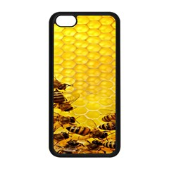 Sweden Honey Apple Iphone 5c Seamless Case (black) by BangZart
