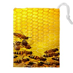Sweden Honey Drawstring Pouches (xxl) by BangZart