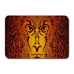 Lion Man Tribal Plate Mats