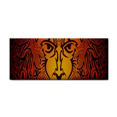 Lion Man Tribal Cosmetic Storage Cases by BangZart